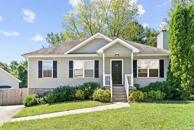 1133 Gunpoint Dr, Clarksville, TN 37042 (MLS #RTC2294463) :: RE/MAX Homes and Estates, Lipman Group
