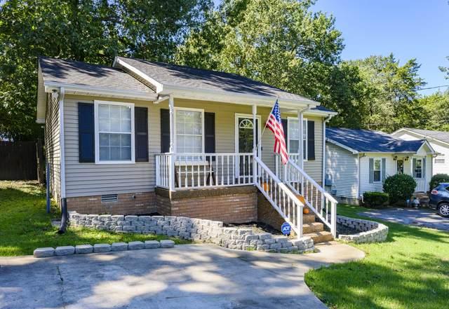 1516 Mohawk Trl, Madison, TN 37115 (MLS #RTC2294475) :: Nashville Roots