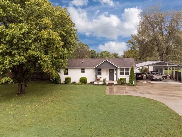 203 Dale St, Smyrna, TN 37167 (MLS #RTC2294510) :: Fridrich & Clark Realty, LLC