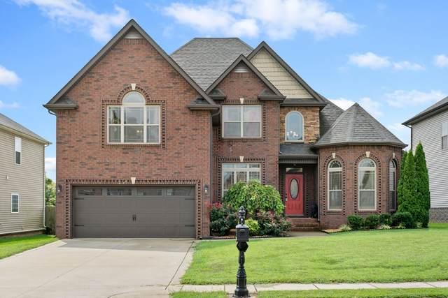 1036 Henry Place Blvd, Clarksville, TN 37042 (MLS #RTC2294514) :: Fridrich & Clark Realty, LLC
