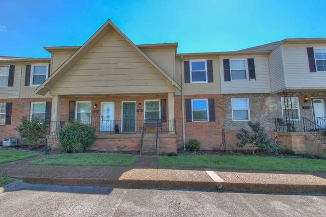 5510 Country Dr #125, Nashville, TN 37211 (MLS #RTC2294529) :: John Jones Real Estate LLC