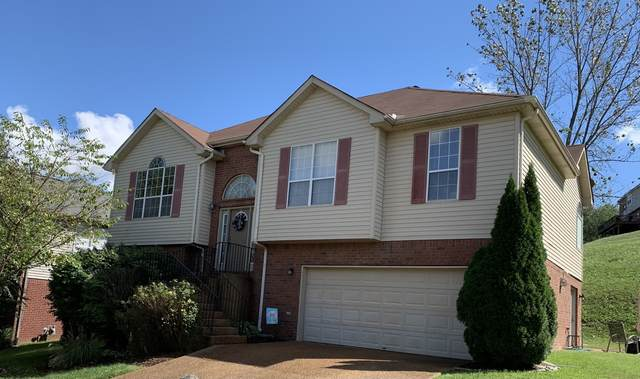 871 E Benjamin Dr, Franklin, TN 37067 (MLS #RTC2294560) :: Team George Weeks Real Estate