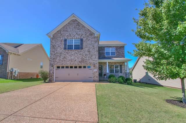 5010 Norman Way, Spring Hill, TN 37174 (MLS #RTC2294587) :: John Jones Real Estate LLC