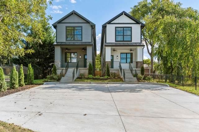 1622B Cahal Ave, Nashville, TN 37206 (MLS #RTC2294730) :: Fridrich & Clark Realty, LLC