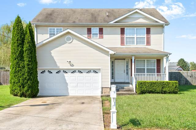 1224 Shorehaven Dr, Clarksville, TN 37042 (MLS #RTC2294749) :: Keller Williams Realty