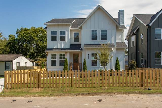 602 Ries Ave, Nashville, TN 37209 (MLS #RTC2294753) :: Nashville Home Guru