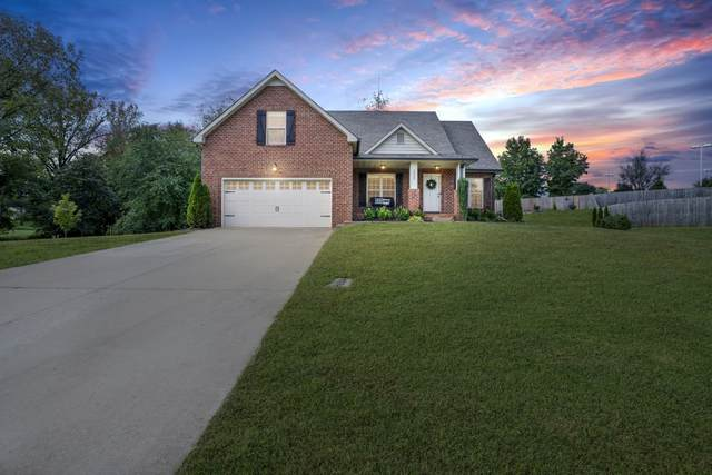 2422 Heartstone Ct, Clarksville, TN 37043 (MLS #RTC2294754) :: John Jones Real Estate LLC
