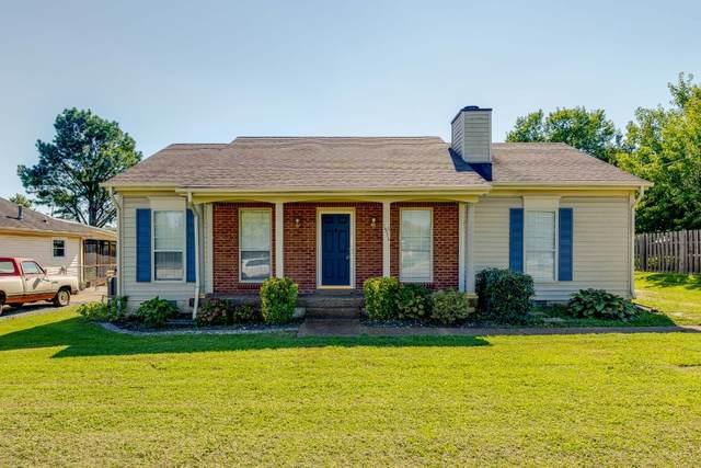 1538 Stone Hill Rd, Mount Juliet, TN 37122 (MLS #RTC2294781) :: John Jones Real Estate LLC
