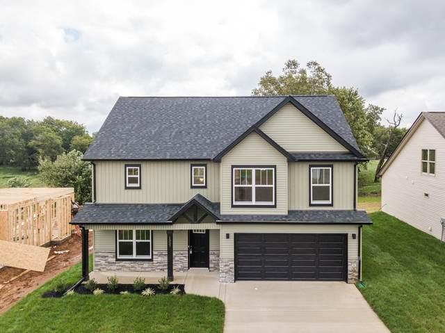 144 Mills Creek, Clarksville, TN 37042 (MLS #RTC2294856) :: Village Real Estate