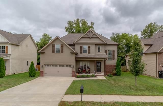 1514 Redrock Ct, Clarksville, TN 37043 (MLS #RTC2294978) :: Nelle Anderson & Associates