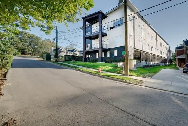 119 Mason Avenue #307, Nashville, TN 37203 (MLS #RTC2295000) :: Nelle Anderson & Associates