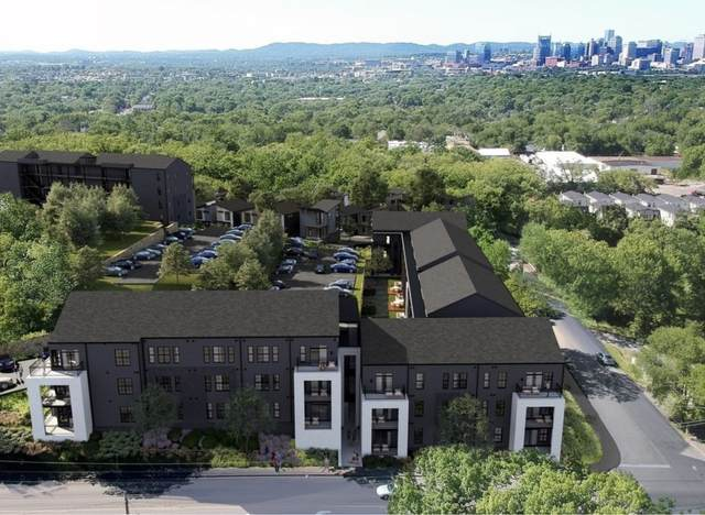 600 E. Trinity Ln #109, Nashville, TN 37207 (MLS #RTC2295068) :: John Jones Real Estate LLC