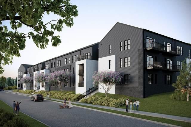 600 E. Trinity Ln #121, Nashville, TN 37207 (MLS #RTC2295070) :: John Jones Real Estate LLC