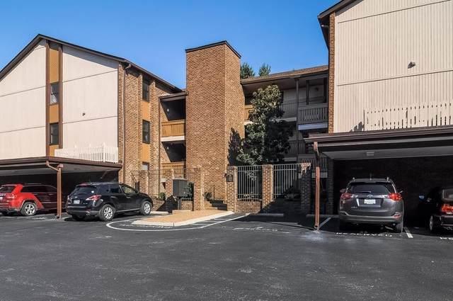 121 Hillsboro Pl E121, Nashville, TN 37215 (MLS #RTC2295135) :: Re/Max Fine Homes