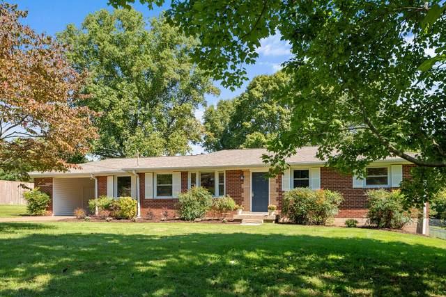4812 Timberhill Dr, Nashville, TN 37211 (MLS #RTC2295154) :: John Jones Real Estate LLC