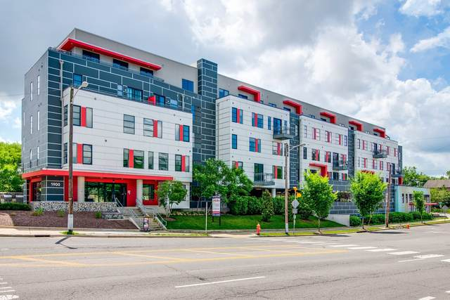 1900 12th Ave S #506, Nashville, TN 37203 (MLS #RTC2295260) :: Cory Real Estate Services