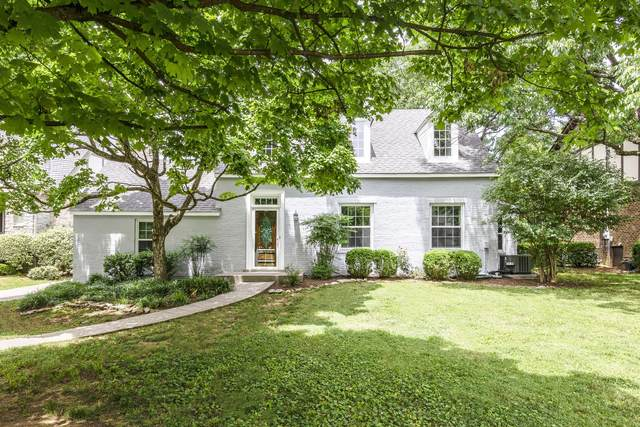 1630 S Observatory Dr, Nashville, TN 37215 (MLS #RTC2295261) :: Exit Realty Music City