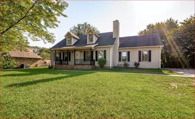 821 John R Rice Blvd, Murfreesboro, TN 37129 (MLS #RTC2295389) :: Benchmark Realty