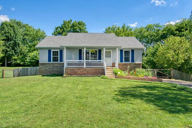 187 Bob White Dr, Clarksville, TN 37042 (MLS #RTC2295403) :: Ashley Claire Real Estate - Benchmark Realty