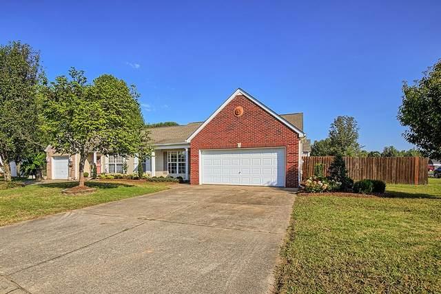 2160 Stoney Meadow Dr, Murfreesboro, TN 37128 (MLS #RTC2295440) :: The Godfrey Group, LLC