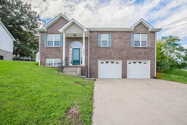 2686 Blue Willow Ct, Clarksville, TN 37042 (MLS #RTC2295451) :: The Home Network by Ashley Griffith