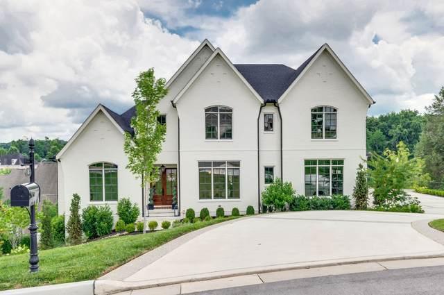 5 Winged Foot Pl, Brentwood, TN 37027 (MLS #RTC2295511) :: John Jones Real Estate LLC