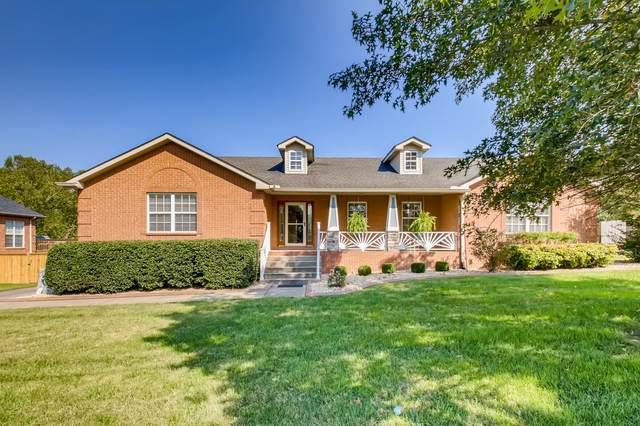 807 Muscogee Way, Mount Juliet, TN 37122 (MLS #RTC2295518) :: John Jones Real Estate LLC