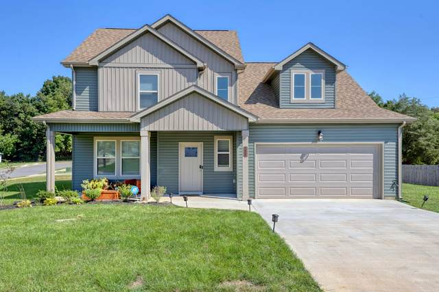 234 Stone Bluff Way, Clarksville, TN 37040 (MLS #RTC2295551) :: John Jones Real Estate LLC