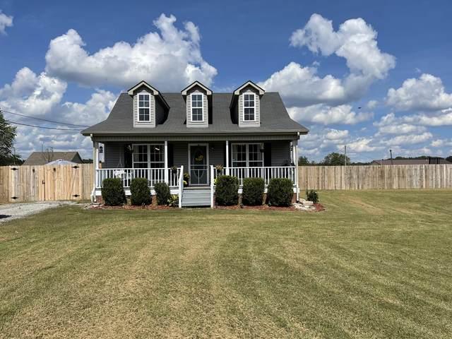 6 Crockett Dr, Fayetteville, TN 37334 (MLS #RTC2295558) :: John Jones Real Estate LLC