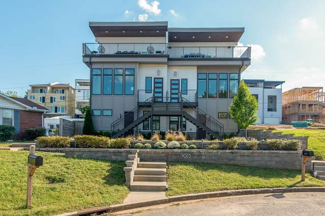1027 Southside Ct, Nashville, TN 37203 (MLS #RTC2295584) :: Exit Realty Music City