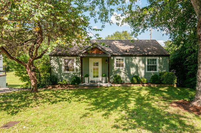 5502 Oakmont Cir, Nashville, TN 37209 (MLS #RTC2295593) :: John Jones Real Estate LLC