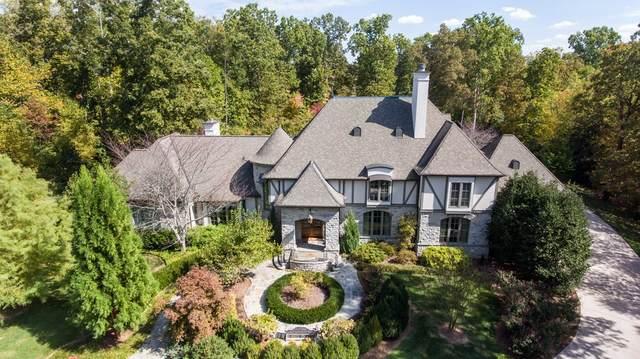 225 Lake Hills Rd, Tullahoma, TN 37388 (MLS #RTC2295594) :: Village Real Estate