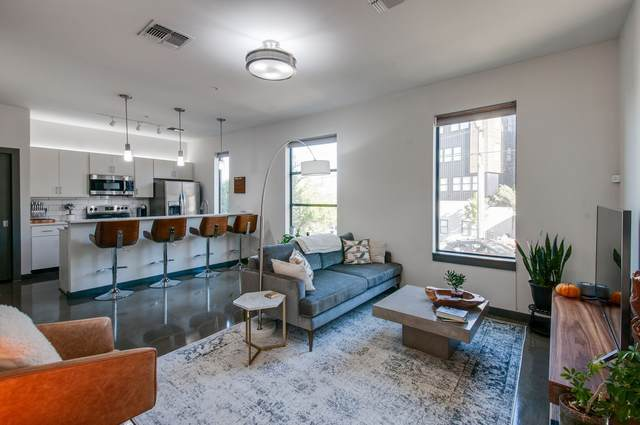 1900 12th Ave S #203, Nashville, TN 37203 (MLS #RTC2295598) :: Cory Real Estate Services