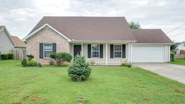 2104 Montgomery Ln, La Vergne, TN 37086 (MLS #RTC2295617) :: Cory Real Estate Services