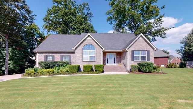 1510 Huddersfield Dr, Smyrna, TN 37167 (MLS #RTC2295725) :: John Jones Real Estate LLC