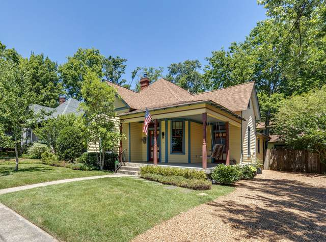 2104 Grantland Ave, Nashville, TN 37204 (MLS #RTC2295734) :: John Jones Real Estate LLC