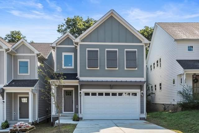 1507 Corder Ave A, Nashville, TN 37206 (MLS #RTC2295767) :: Fridrich & Clark Realty, LLC