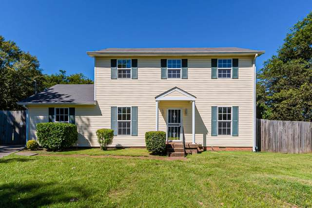 3432 Timber Trl, Antioch, TN 37013 (MLS #RTC2295831) :: The Home Network by Ashley Griffith