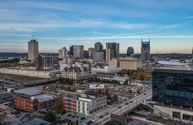 1212 Laurel St #1110, Nashville, TN 37203 (MLS #RTC2295859) :: The Godfrey Group, LLC