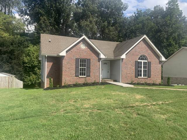 385 Brook Mead Dr, Clarksville, TN 37042 (MLS #RTC2295877) :: Cory Real Estate Services