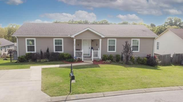 129 Overlook Pl, Columbia, TN 38401 (MLS #RTC2296013) :: John Jones Real Estate LLC