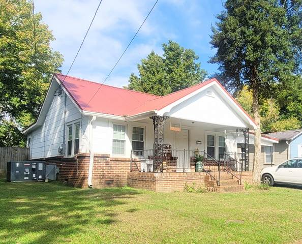 712 Madison St, Manchester, TN 37355 (MLS #RTC2296027) :: John Jones Real Estate LLC