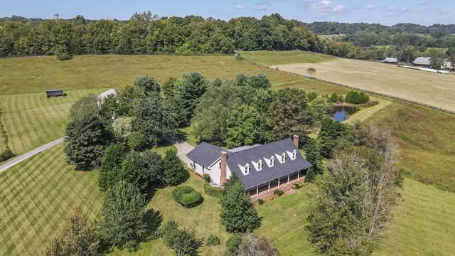5217 Carters Creek Pike, Thompsons Station, TN 37179 (MLS #RTC2296051) :: Village Real Estate