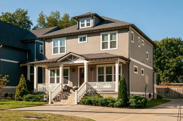 1221 Keller Ave, Nashville, TN 37216 (MLS #RTC2296055) :: John Jones Real Estate LLC