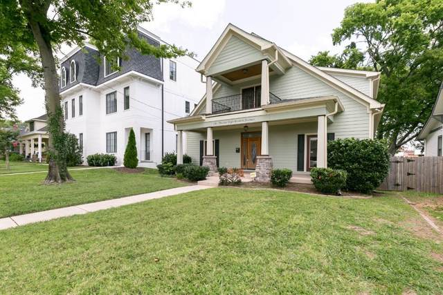 1814 Beech Ave, Nashville, TN 37203 (MLS #RTC2296059) :: Re/Max Fine Homes