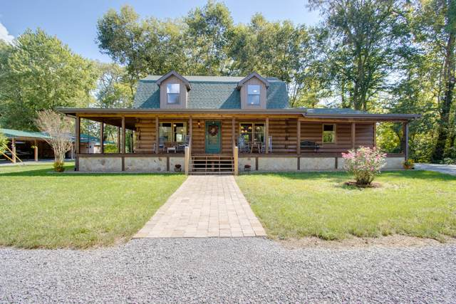 546 Hiwassee Rd Tract 1, Lebanon, TN 37087 (MLS #RTC2296082) :: EXIT Realty Lake Country