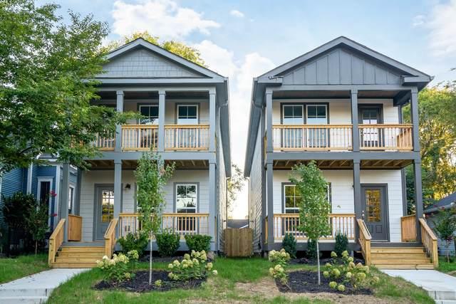 1609 9th Ave N A&B, Nashville, TN 37208 (MLS #RTC2296108) :: John Jones Real Estate LLC