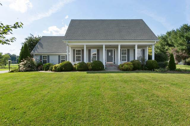 4127 Meadow View Cir, Pleasant View, TN 37146 (MLS #RTC2296127) :: The Home Network by Ashley Griffith