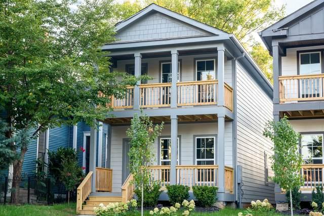 1609A 9th Ave N, Nashville, TN 37208 (MLS #RTC2296155) :: John Jones Real Estate LLC