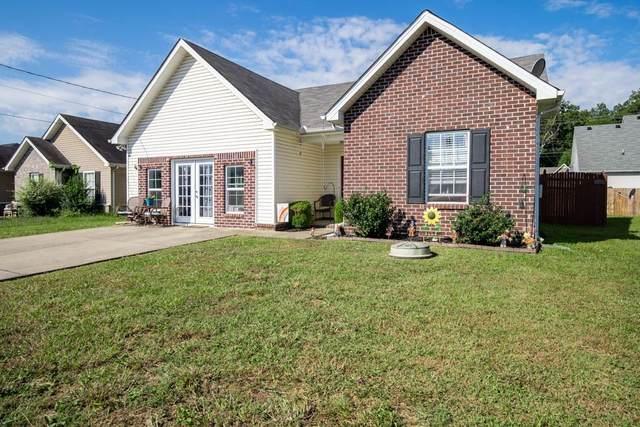 118 Dreville Dr, La Vergne, TN 37086 (MLS #RTC2296220) :: John Jones Real Estate LLC